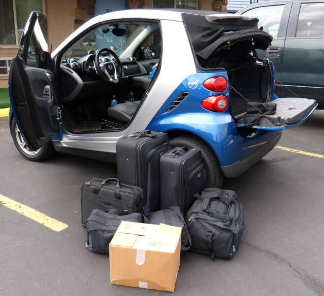 Packing the smart in Manitou Springs