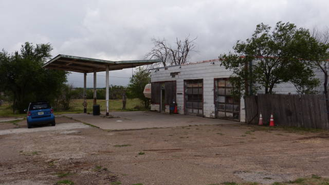 Amarillo, Texas Service Station