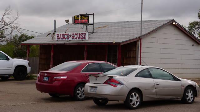 Ranch House Bar, Amarillo, Texas